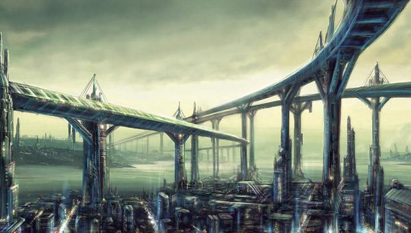 будущее городов