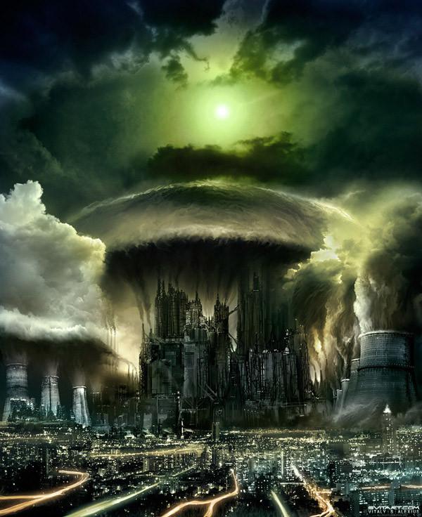 города будущего смог