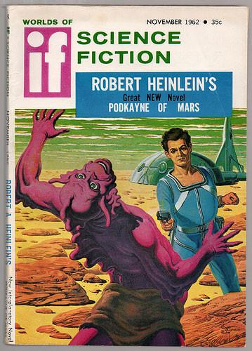 Podkayne of Mars (1962)