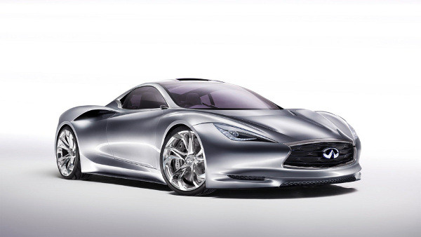 Infiniti Emerge-E Electric Supercar