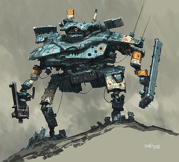 Фантастические машины будущего