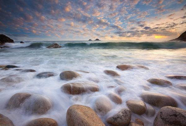 фото Морской прибой
