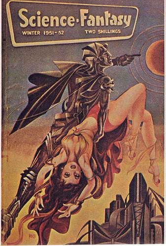 Scince-Fantasy Winter 1950-51