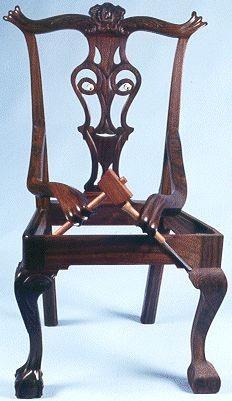 танцующая мебель-2