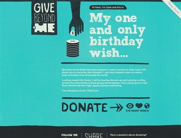 GiveBeyond.Me