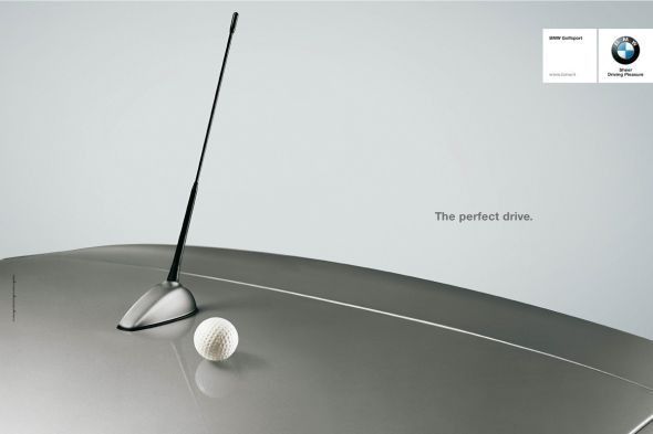 BMW Golfsport: Perfect drive