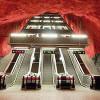 Удивительный мир Стокгольмской подземки