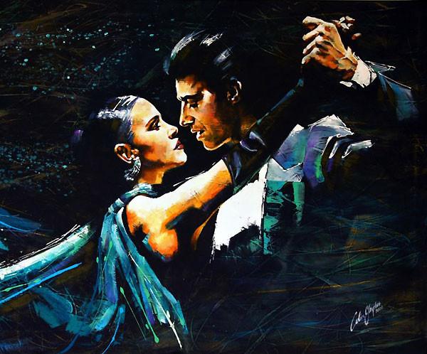 танец в живописи