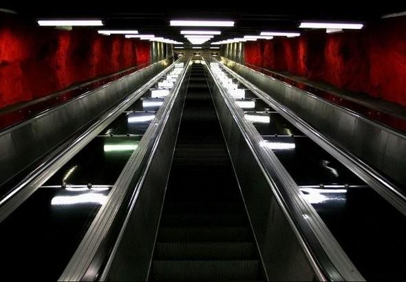 стокгольмское метро_1