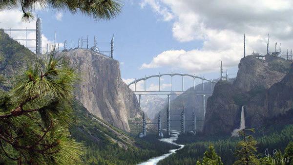мосты городов