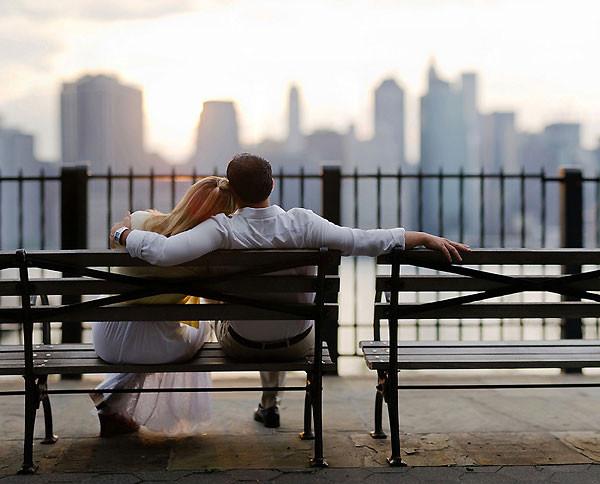 Любовь и город