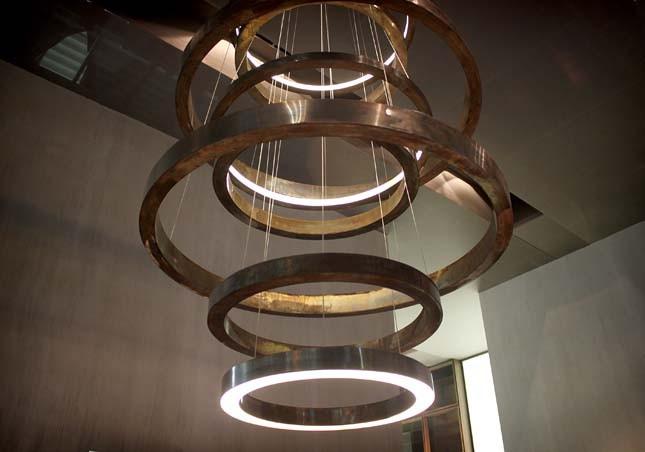 Светильник от Henge