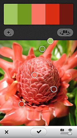 Adobe Kuler - работа с цветом
