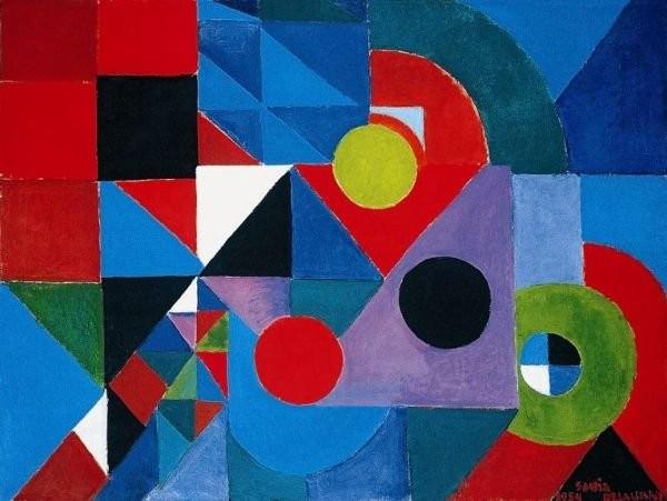 Соня Делоне: Жизнь, полная цвета