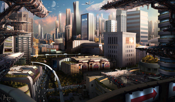 города будущего Utopia