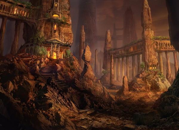 Фантастические миры Филиппа Страба-11