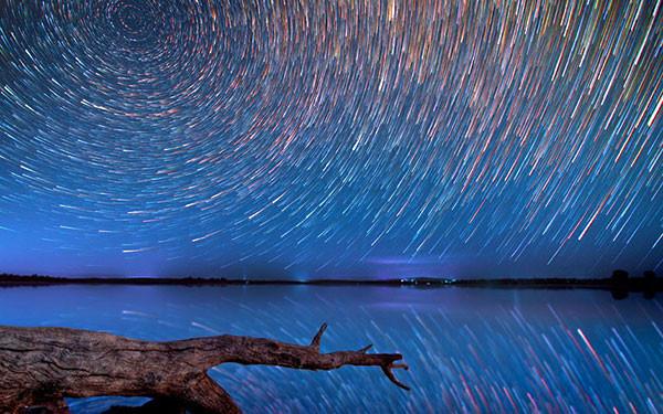 съемка звездного неба
