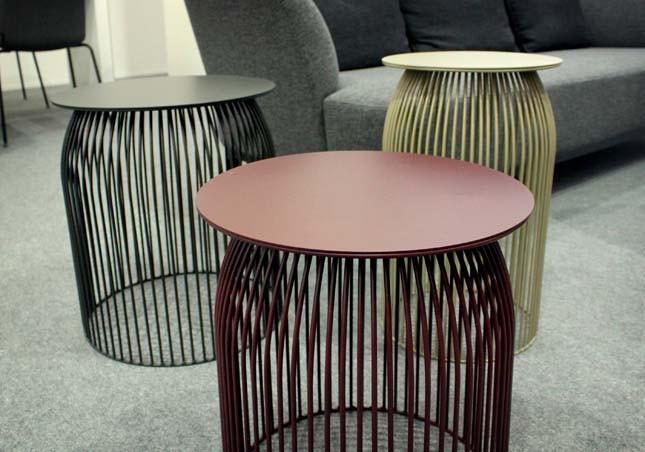Мебель от студии Lacividina