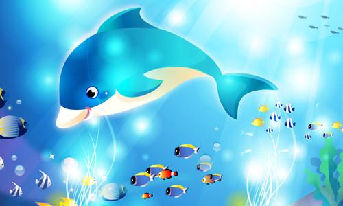 Иллюстрация на морскую тему