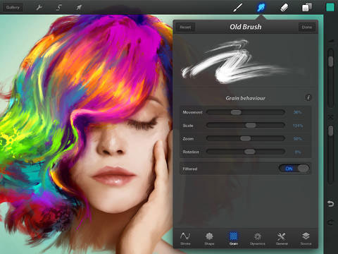 Procreate - рисунок  для вашего Ipad