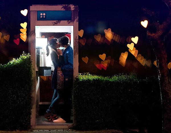 Любовь и телефон