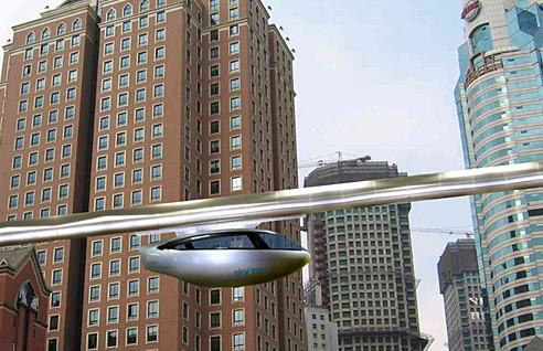 дизайн транспорта будущего