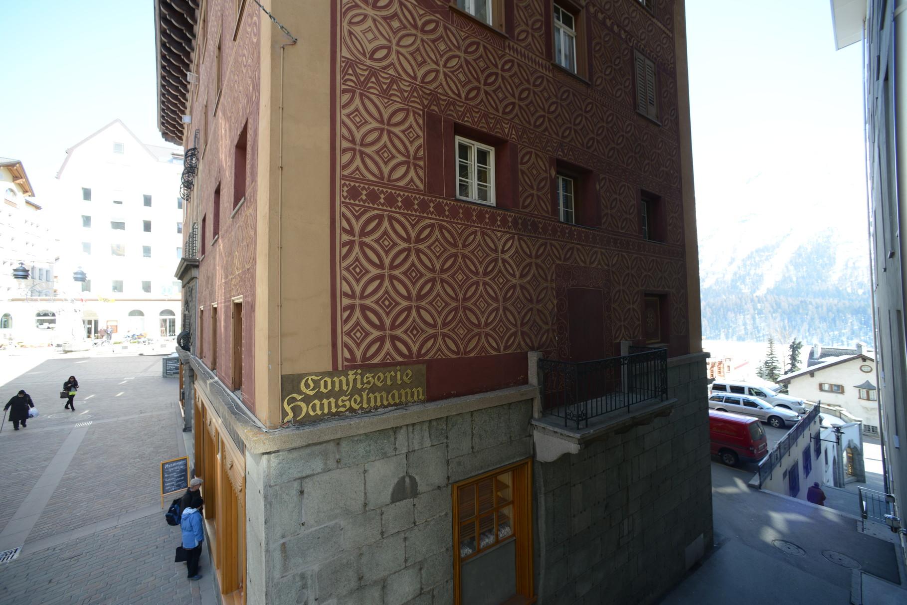 Fassade vor dem Umbau