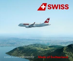 Flugstatus der Swiss