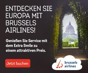 Flugstatus der Brussels Airlines