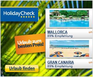 Flugstatus - Pauschalreisen | HolidayCheck