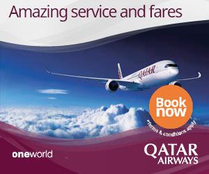 Flugstatus der Qatar Airways