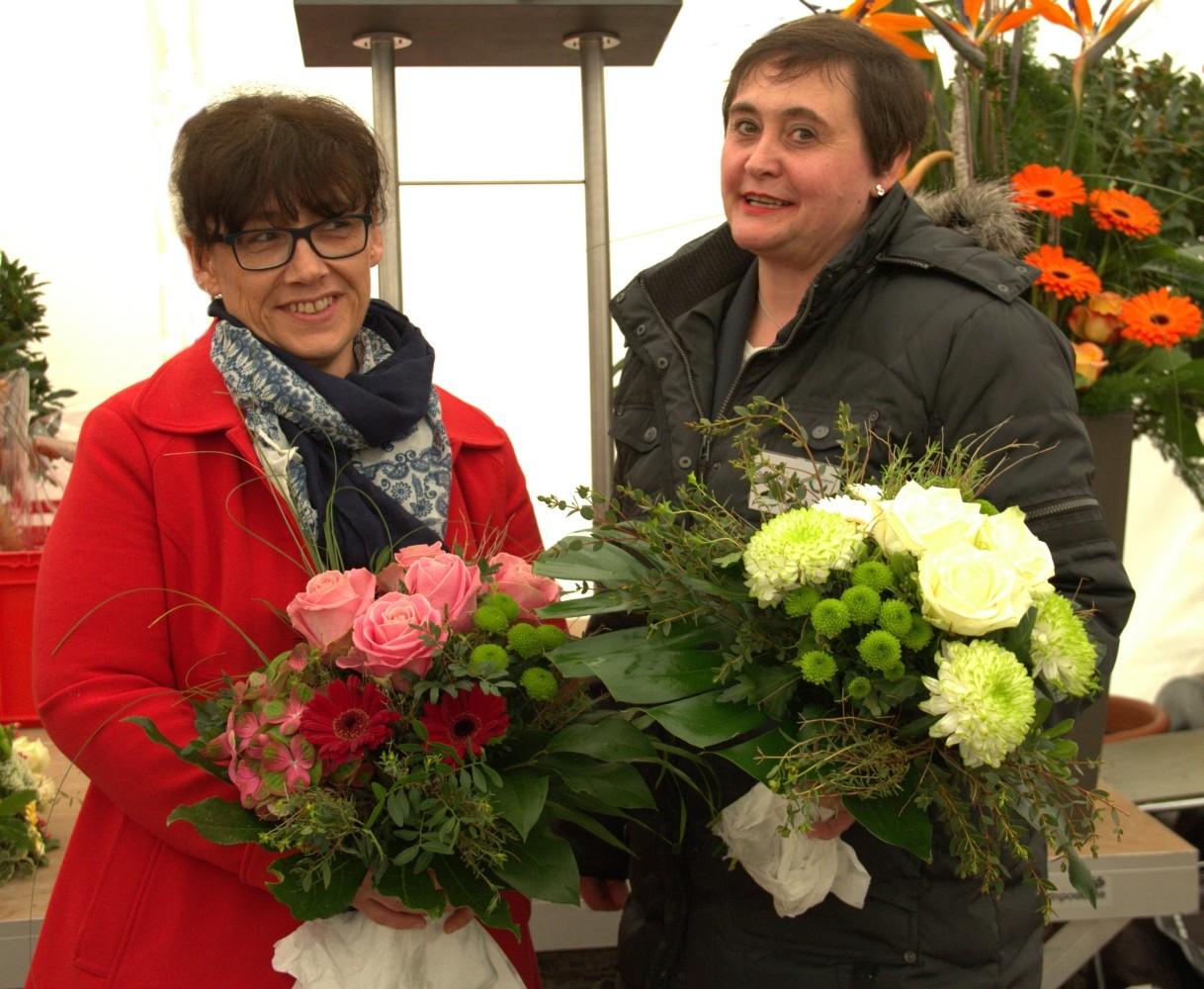 Frau Henninger, Frau Zeilinger