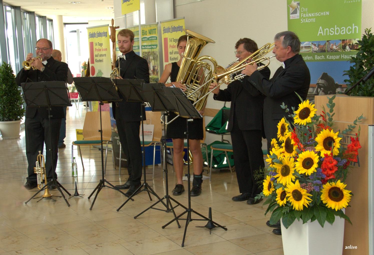 Onoldia Brass, Ansbach