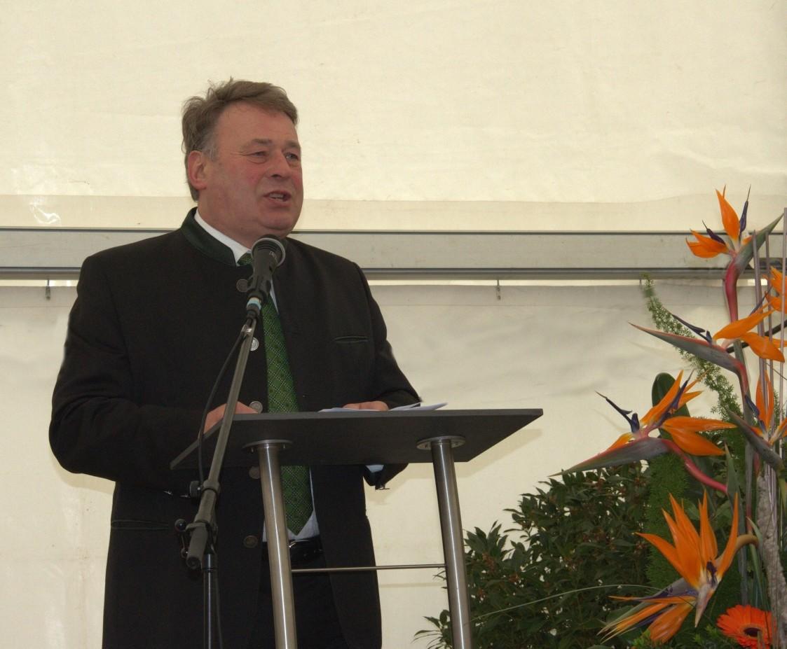 Helmut Brunner, Landwirtschaftsminister