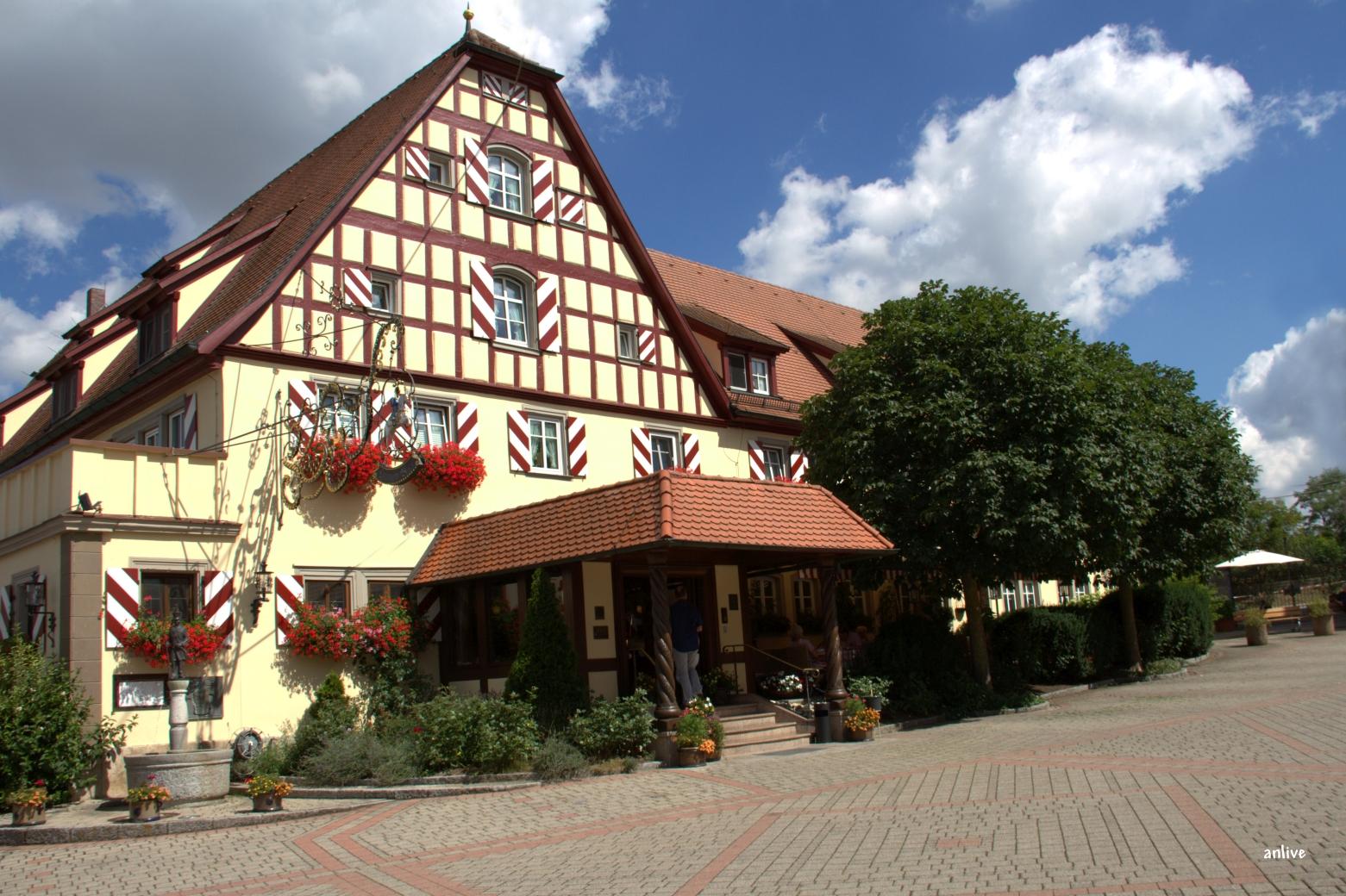 Gasthof-Hotel Landwehr-Bräu Reichelshofen