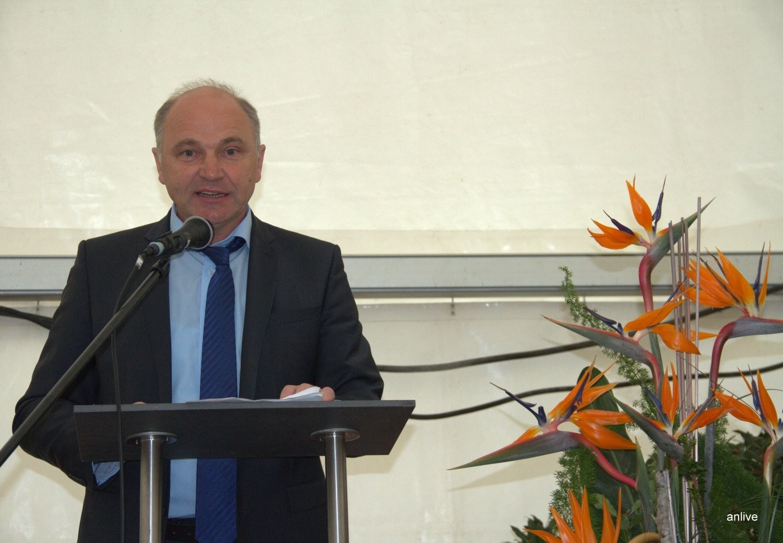 Gerhard Kraft, Bürgermeister, Weihenzell