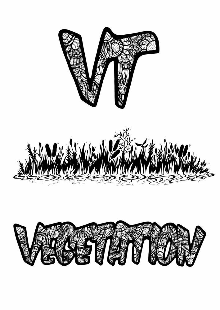 サブカルチャーとバスフィッシングが融合したアパレル…vegetation