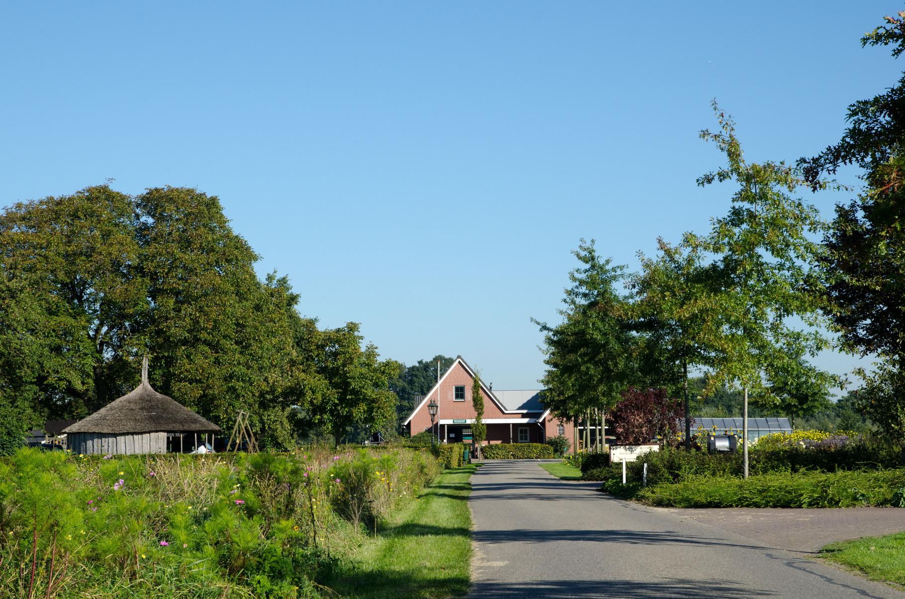 Zorgboerderij Twisselt in de verte