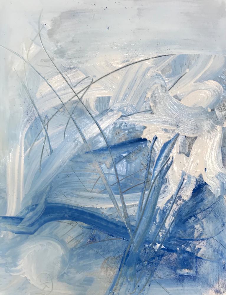 Homo ludens series 18 / Mmoc / 70 x 53 cm / 2019 / 134