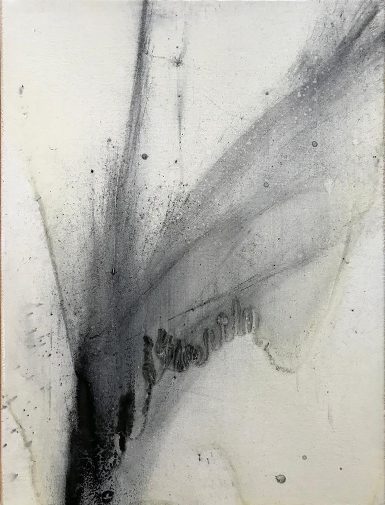 Homo ludens 23 , Mmoc / 40 x 30 cm / 2019 / 140