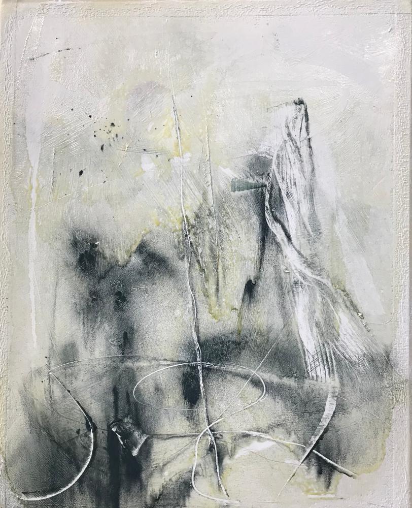 Homo ludens series 22 , Mmoc / 50 x 40 cm / 2019 / 139