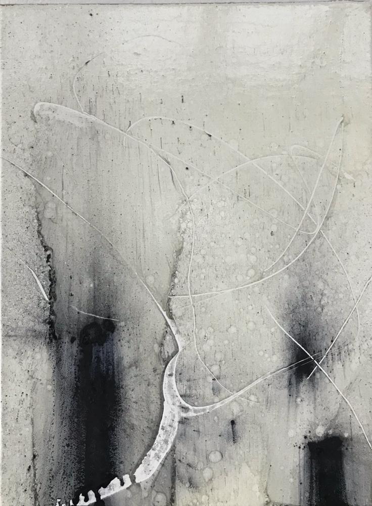 Homo ludens 21, Mmoc / 40 x 30 cm/ 2019 / 138