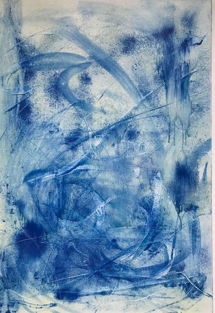 Homo ludens series 19 / Mmoc / 100 x 75 cm / 2019 / 135