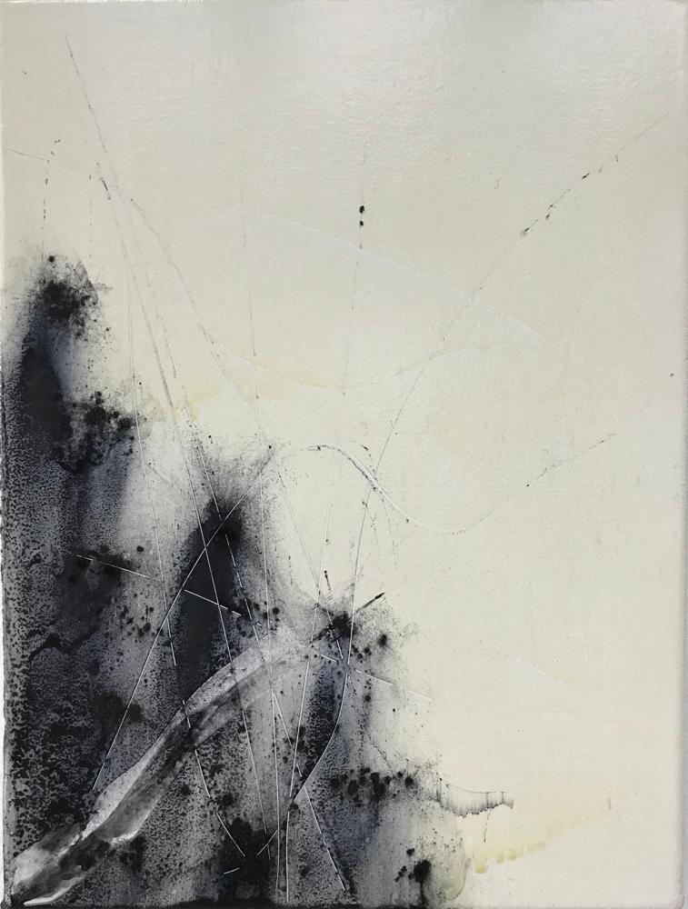 Homo ludens series 20 , Mmoc / 40 x 30 cm / 2019 / 137