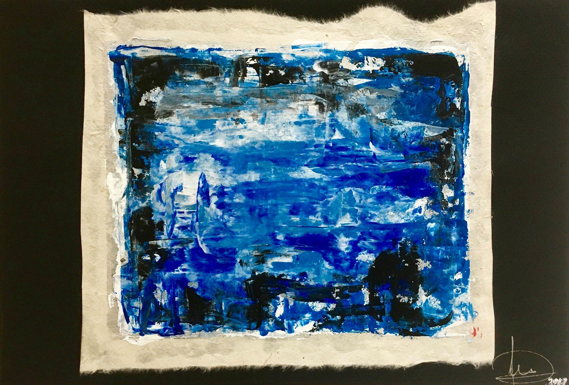 "19 / BARBARA GIANELLA, ""MONDO NASCOSTO"", 30 x 20 cm."