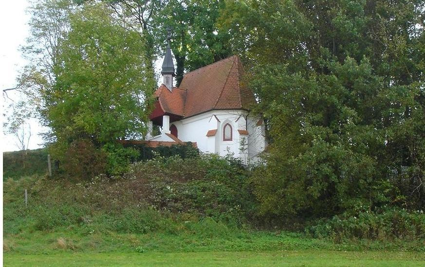Die Kapelle im Oktober 2005