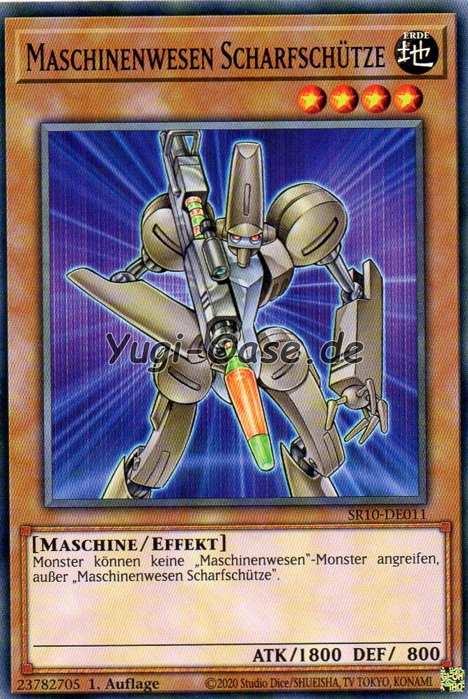 Konami SR10-DE008 Maschinenwesen Megaform
