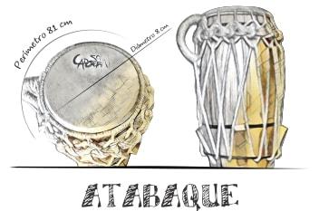 Atabaque So Capoeira