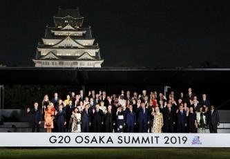 G20晩餐会でのワイン提供