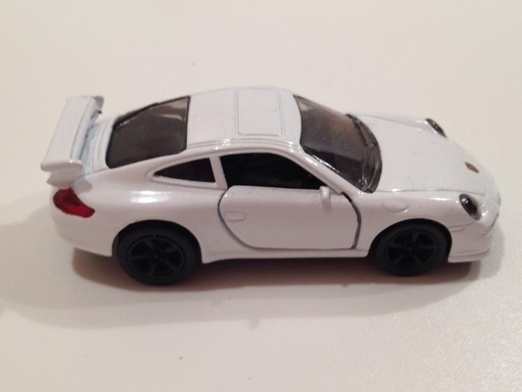 Porsche 911 Carrera S Nr.1006 weiß
